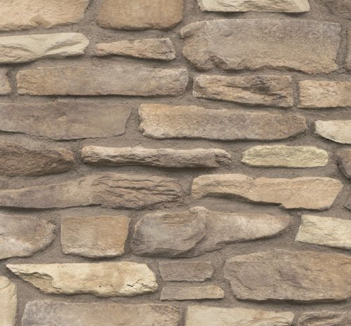 Cultured Stone Del Mare Ledge Burnt Ochre