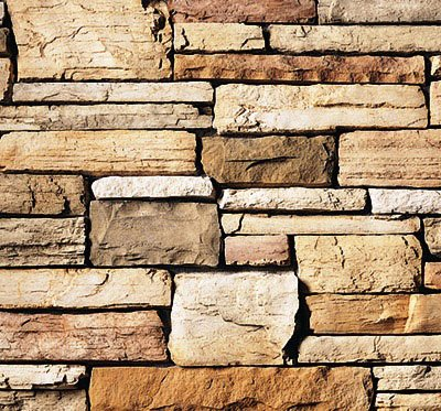 Cultured Stone Country Ledge Caramel