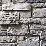 Cultured Stone Cobblefield, Gray