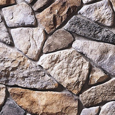 Cultured Stone Dressed Field, Aspen