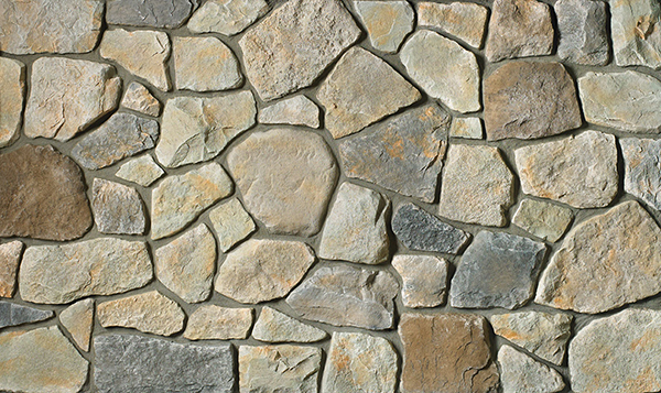 Cultured Stone Dressed Fieldstone Echo Ridge