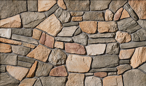 Cultured Stone Fieldstone-Romana
