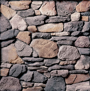 Cultured Stone Fieldstone- Tudor