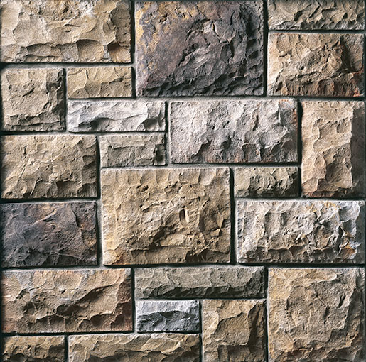 Cultured Stone Rockface Bucks County