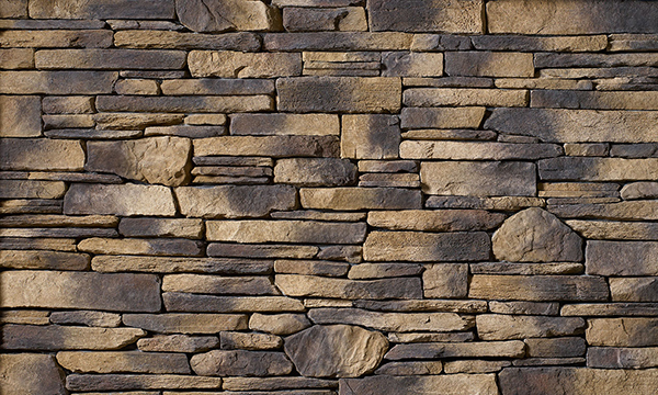 Cultured Stone Southern, Walnut