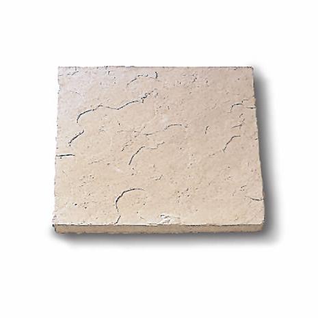 Cultured Stone Hearth Stone, Cream