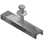 Locking Device Iron Grate Long Bolt