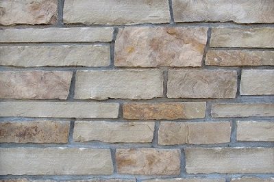 Rock-It Natural Stone Thin Veneer Flat, Dakota Blend
