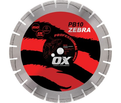 Forge Ox Tools Diamond Blade PB10
