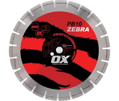 Forge Ox Tools Diamond Blade PB10