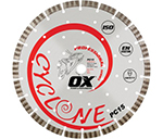Forge Ox Tools Supercut Segmented Diamond Blade PC15