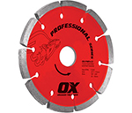 Forge Ox Tools Professional Tuck Pointing Diamond Blade PMR
