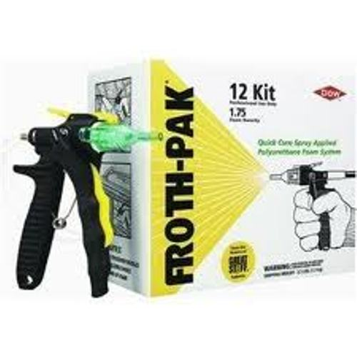 Dow Froth Pak 12 Kit