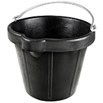 12Qt. Heavy-Duty Fortex Pail with Lip