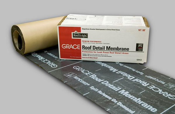 Grace Canada PERM-A-BARRIER Detailed Membrane