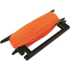 Mason's Line Winder - Fl. Orange Braided Nylon