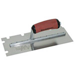 Notch Trowel Durasoft Handle
