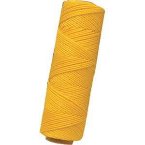 Twisted Nylon Mason's Line - Yellow
