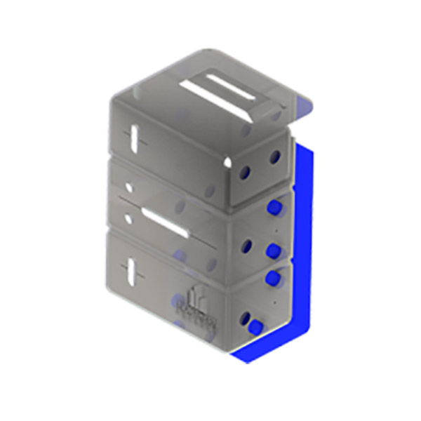 ISO Clip Thermal, ISOlation Clip 50/Box