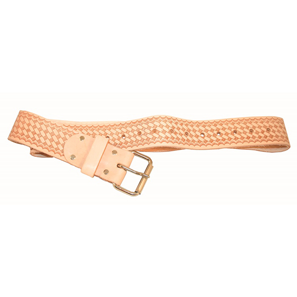 "2"" Deluxe Leather Work Belt"